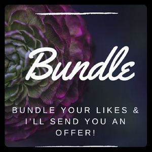 Bundle it up for a sweet offer!